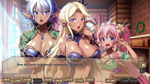 Namaiki Dark Elf Sisters 5